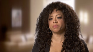 Stacy Francis on Leah Remini
