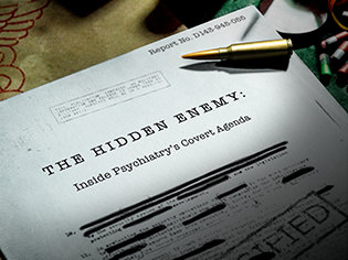 Hidden Enemy