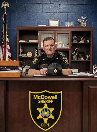 McDowell County Sheriff'