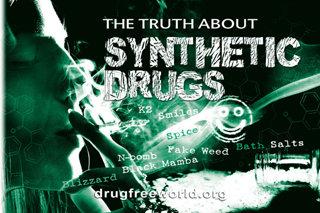 Kebenaran Tentang Narkoba Sintetis