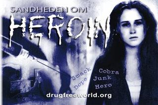 Sandheden om heroin