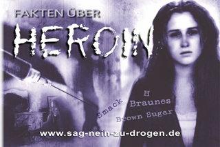 Fakten über Heroin