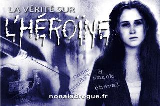 La vérité sur l'héroïne