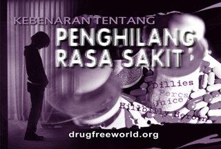 Kebenaran Tentang Obat-Obatan Penghilang Rasa Sakit