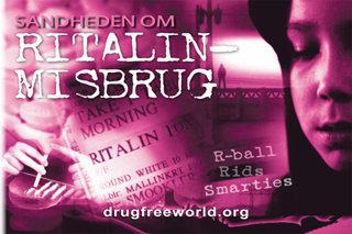 Sandheden om Ritalin-misbrug