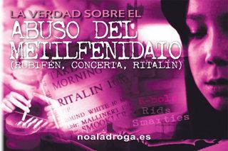 La Verdad sobre el abuso del Metilfenidato (Rubifén, Concerta, Ritalín)