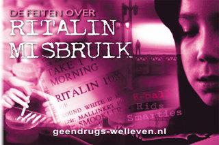 De Feiten over Ritalin