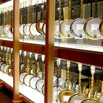 Deering banjo's