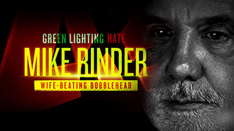 Mike Rinder: Wife-beating Bobblehead