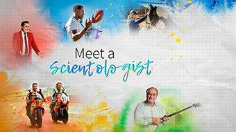 Ismerjen meg egy Scientologistot!