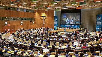 Human Rights-toppmøte