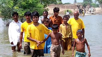 Pakistan Indus RiverFlood