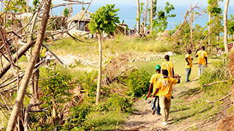 Haiti the Years After