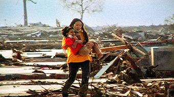 Banda Aceh, Indonesia Tsunami