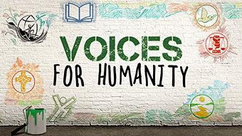 קולות למען האנושות