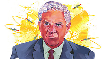 Joe Cirincione on the New Trillions of Dollars ArmsRace