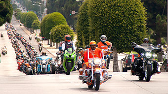 Riding for Peace