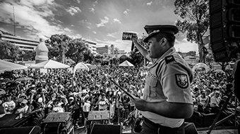 Operación: Un Mundo Libre de Drogas