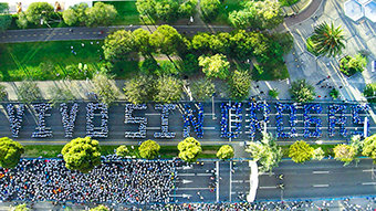 Spelling Out the Anti-Drug Message