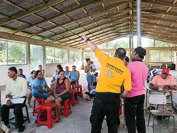 Волонтёры из Коста-Рики откликнулись напризыв опомощи
