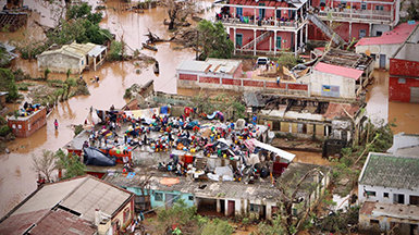 Volunteer Minister Disaster Relief forMozambique