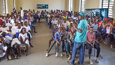 Turning the Tide of Drug Abuse in SouthAfrica