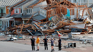 Volunteer Ministers Rise to the Call in the Wake of Hurricane Michael