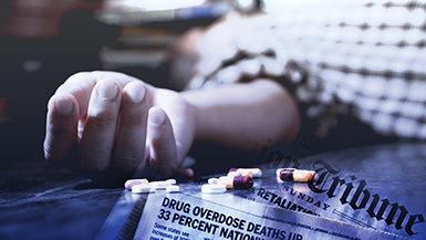 Sich von den Ketten der Drogenabhängigkeit befreien