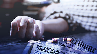 薬物依存の束縛から自由になる