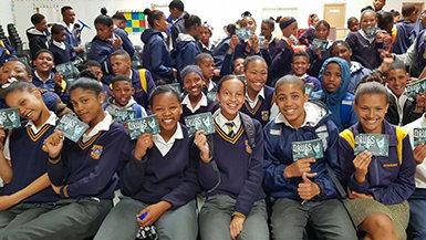 Giver unge styrke til at leve et stoffrit liv