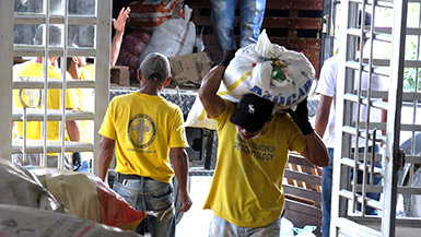 Colombia VM update: over 35,000 helped in wake of disaster