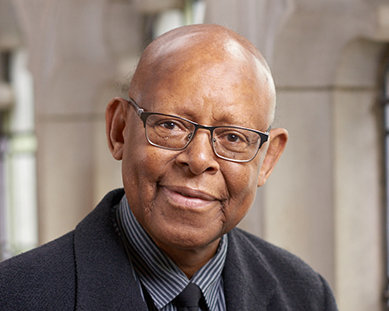The late Dr. James H. Cone, Bill & Judith Moyers Distinguished Professor of Systematic Theology at Union Theological Seminary
