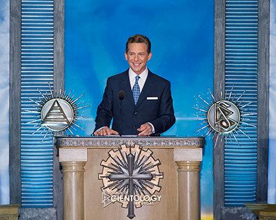 Church of scientology and celebrity centre las vegas