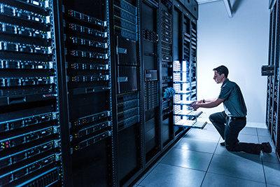 SMP:s audiovisuella infrastruktur