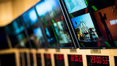 Die zentrale Aufnahmeeinrichtung von Scientology Media Productions