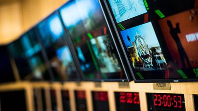 «Central ingest» à Scientology Media Productions