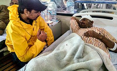 Attentat à la bombe au PAKISTAN