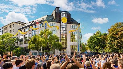 Freedom Reigns as The Church of Scientology Stuttgart KicksIntoGear