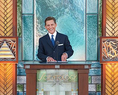 Scientology Stadt