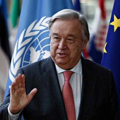 UN Secretary-General Issues Call of Faith
