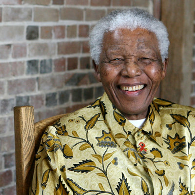 Taking a STAND Against Discrimination: Nelson Mandela