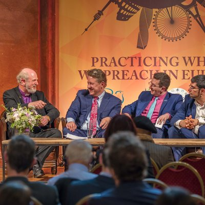 Church of Scientology of Europe and Religious Allies Hold Faith and Freedom Summit