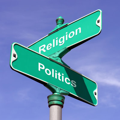 A Simple, Easy Policy on Politics and Religion