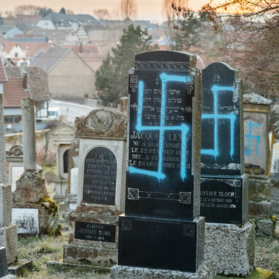 Anti-Semitism and the Festival of Lights