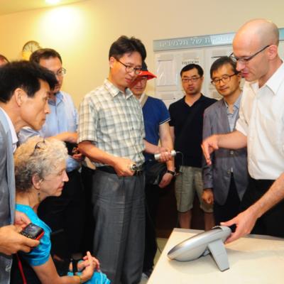 International Religious Scholars Visit Scientology Center in Tel Aviv