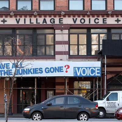 Tony Ortega and the Death of the Village Voice