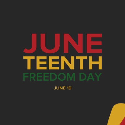 Juneteenth: Confronting Our Past