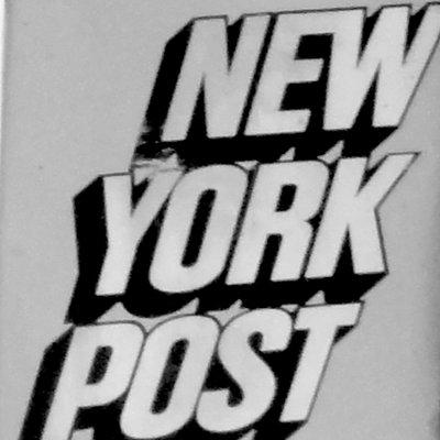 New York Post Takes Fake News Lower
