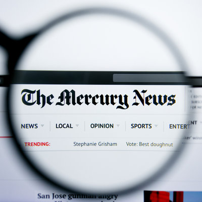 Welcome to the Tabloid Section, Mercury News