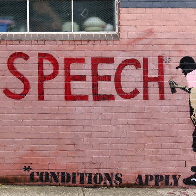 Where Does Freedom of Speech End?